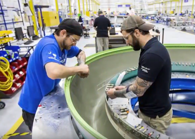 GKN Aerospace and readySC video
