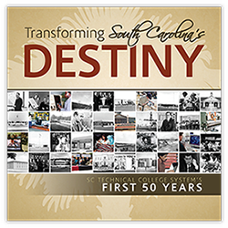 Transforming South Carolina's Destiny cover